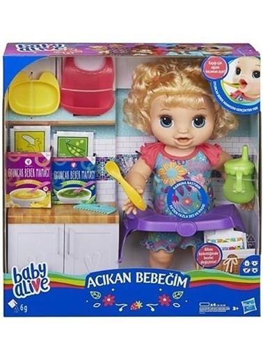 Beta Kids  Baby Alive Acıkan Bebeğim E4894 Renkli